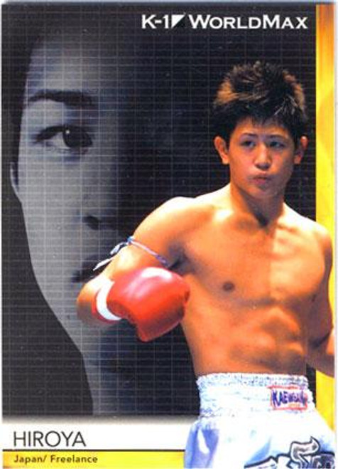 MMA K-1 World GP Hiroya #42