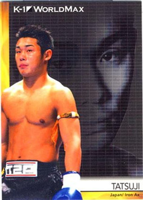 MMA K-1 World GP Tatsuji #49