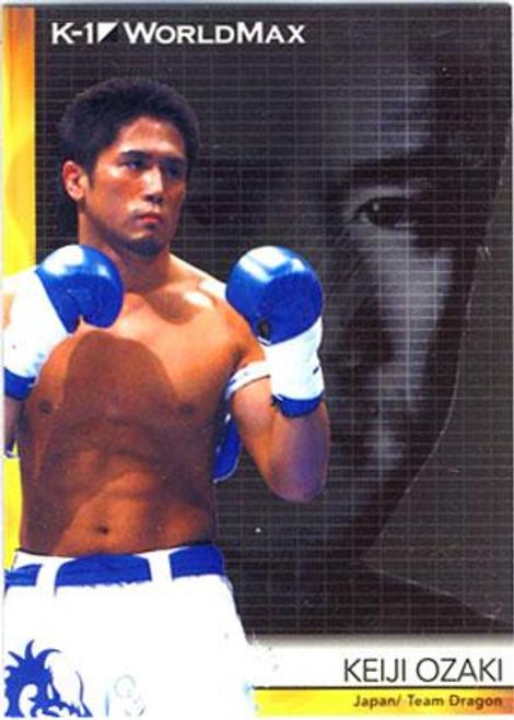 MMA K-1 World GP Keiji Ozaki #50