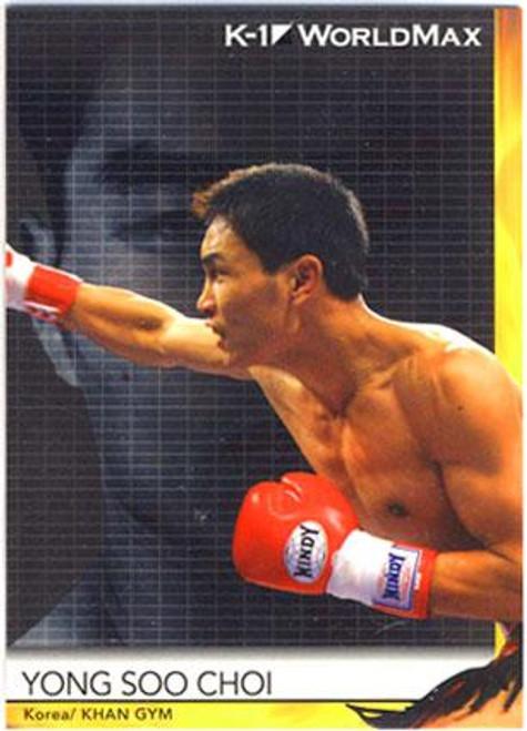 MMA K-1 World GP Yong Soo Choi #53