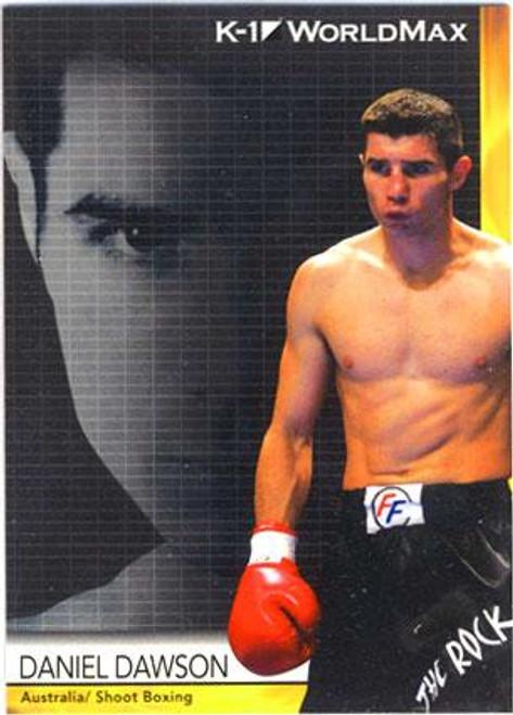 MMA K-1 World GP Daniel Dawson #56