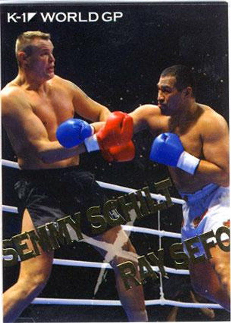 MMA K-1 World GP Semmy Schilt vs. Ray Sefo BW15