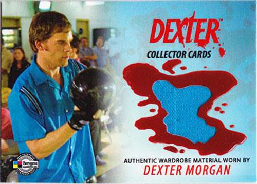 Dexter Trading Cards Costume Card Dexter Morgan #DC9