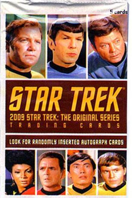 2009 Star Trek: The Original Series Trading Card Pack