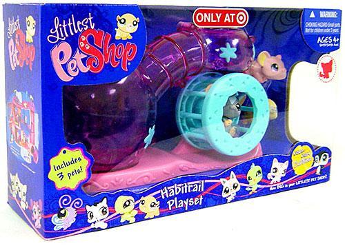 Littlest Pet Shop Habitrail Exclusive Playset