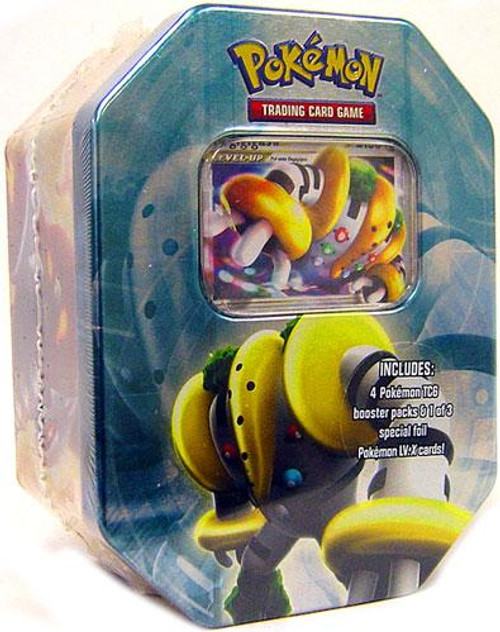 Pokemon Platinum Legendary Collection 2009 Regigigas Collector Tin