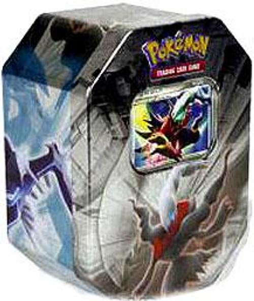 Pokemon Platinum Legendary Collection 2009 Darkrai Collector Tin