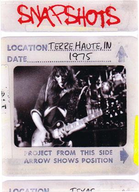 KISS 360 Degrees Snapshots Card Terre Haute, IN 1975 #7/12