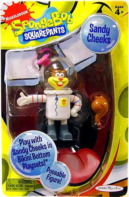 Spongebob Squarepants Sandy Cheeks Mini Figure