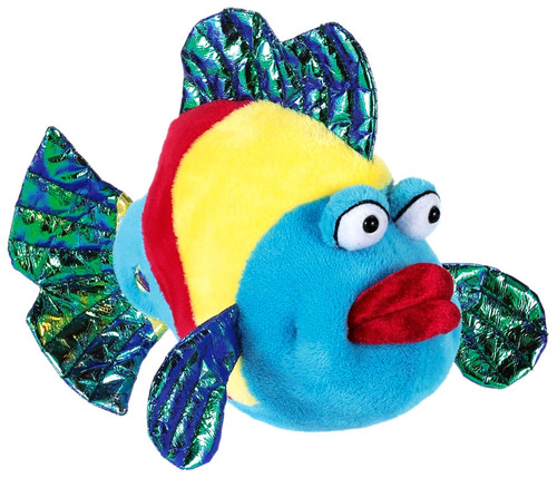Webkinz Pucker Fish Plush