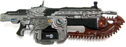 NECA Gears of War Lancer Assault Rifle Action Figure Accessory [Version 1 Loose]
