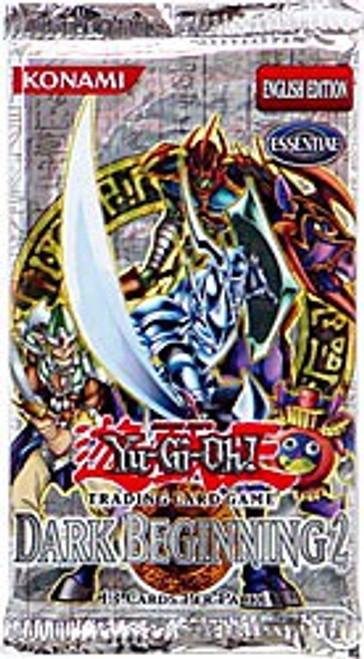 YuGiOh Dark Beginning 2 Booster Pack