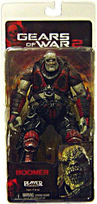 NECA Gears of War 2 Series 5 Boomer Action Figure [Locust]
