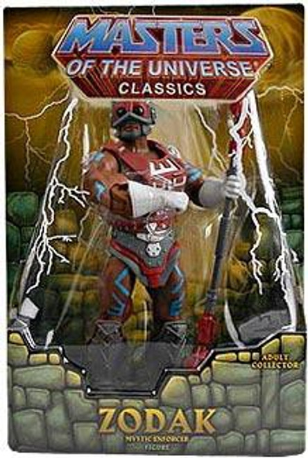 Masters of the Universe Classics Club Eternia Zodak Exclusive Action Figure