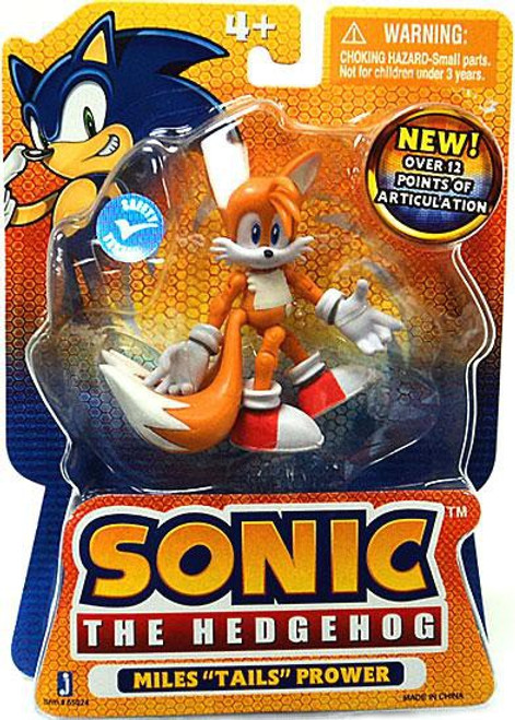 Sonic The Hedgehog Tails Action Figure [Miles Prower]