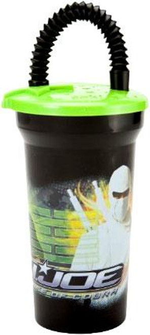 GI Joe The Rise of Cobra Fun Sip Cup