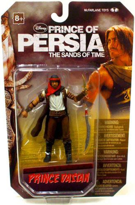 McFarlane Toys Prince of Persia The Sands of Time 4 Inch Prince Dastan Action Figure [Desert]