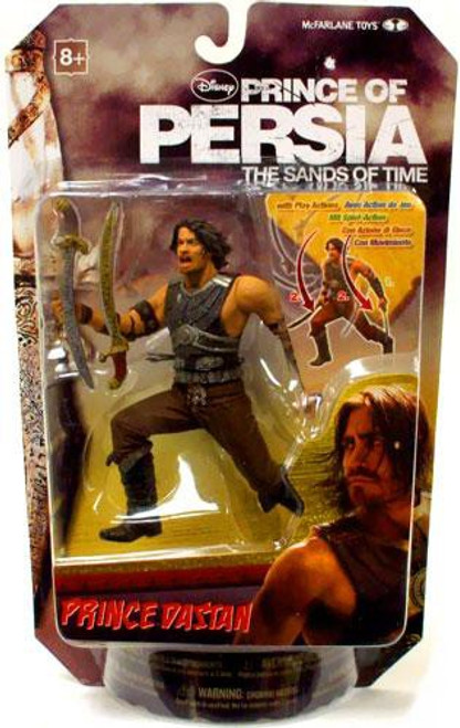 McFarlane Toys Prince of Persia The Sands of Time 6 Inch Prince Dastan Action Figure [Warrior]