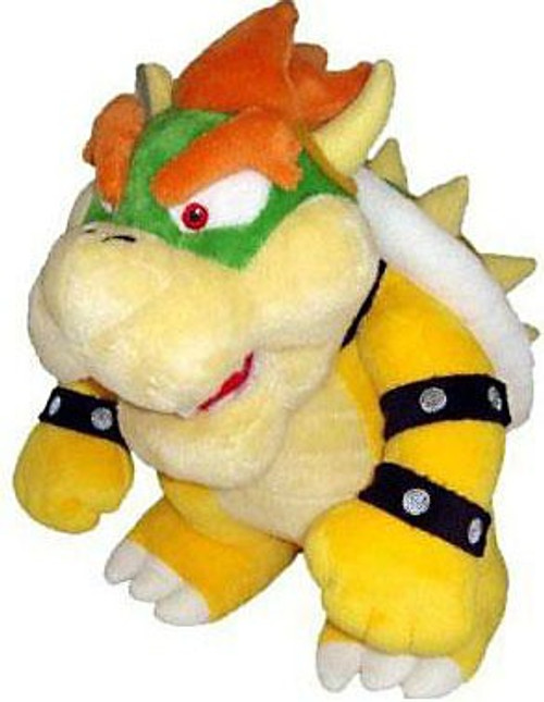 Super Mario Bros Bowser 10-Inch Plush