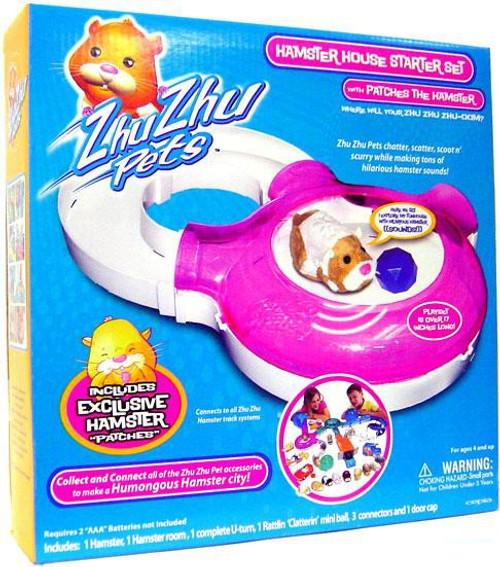 Zhu Zhu Pets Hamster House Starter Set Exclusive Playset