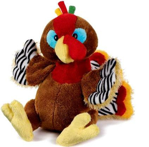 Webkinz Turkey Plush