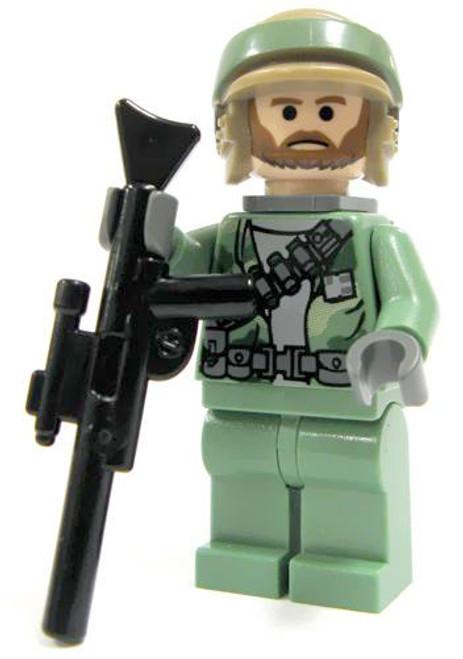 LEGO Star Wars Loose Rebel Commando Minifigure [Bearded Face Loose]