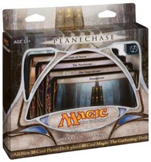 MtG Planechase Metallic Dreams Theme Deck [Sealed Deck]