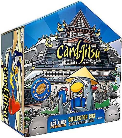 Club Penguin Card-Jitsu 2009 Dojo Collector Box