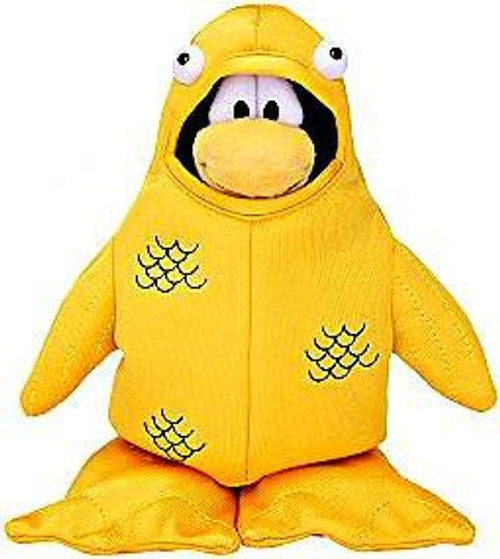 Club Penguin Series 4 12th Fish Costume 6.5-Inch Plush Figure