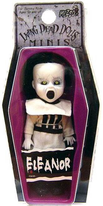 Living Dead Dolls Eleanor Mini Doll