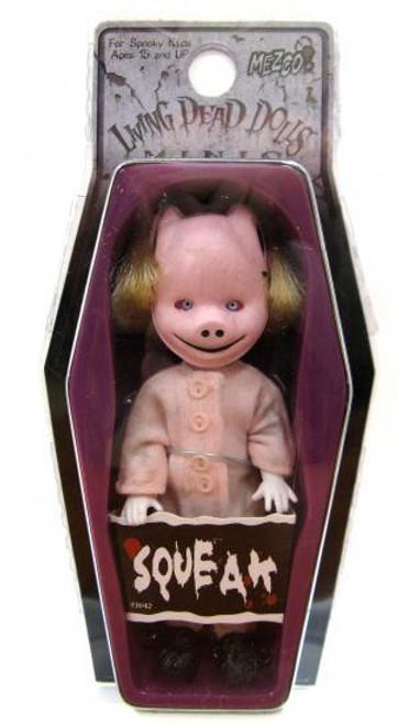 Living Dead Dolls Squeak Mini Doll
