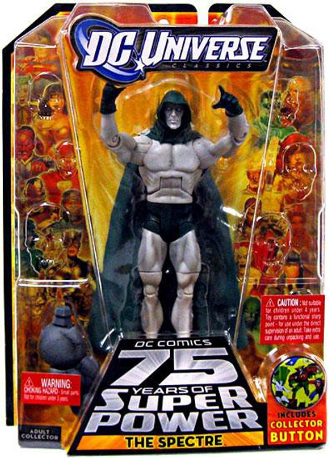 DC Universe 75 Years of Super Power Classics The Spectre Action Figure