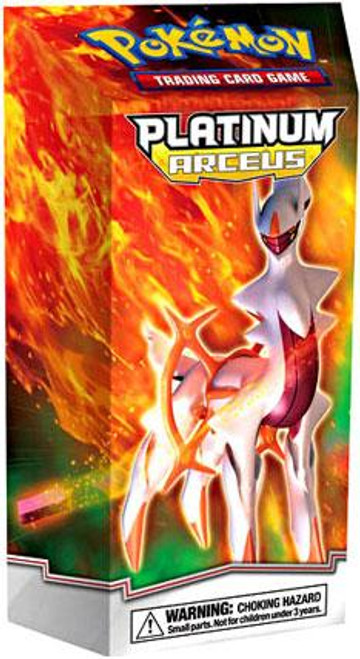 Pokemon Platinum Arceus Flamemaster Theme Deck [Sealed Deck]