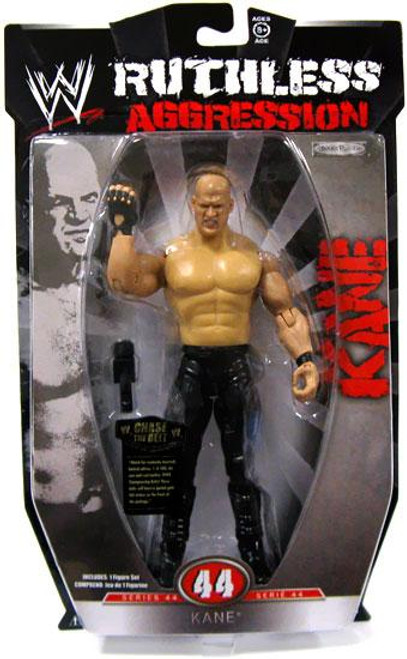 WWE Wrestling Ruthless Aggression Series 44 Kane Action Figure