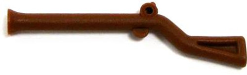 LEGO Pirates Minifigure Parts Flintlock Musket Loose Weapon [Loose]