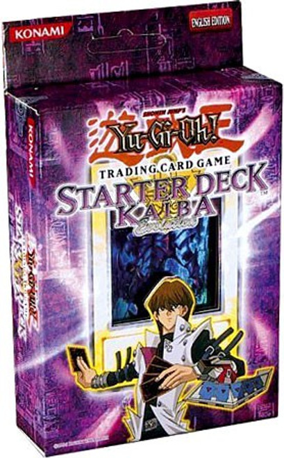 YuGiOh Starter Deck: Kaiba Evolution Kaiba Evolution Starter Deck [1st Edition] [Sealed Deck]