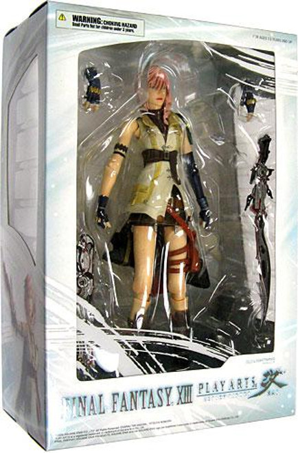 Final Fantasy XIII Lightning Action Figure