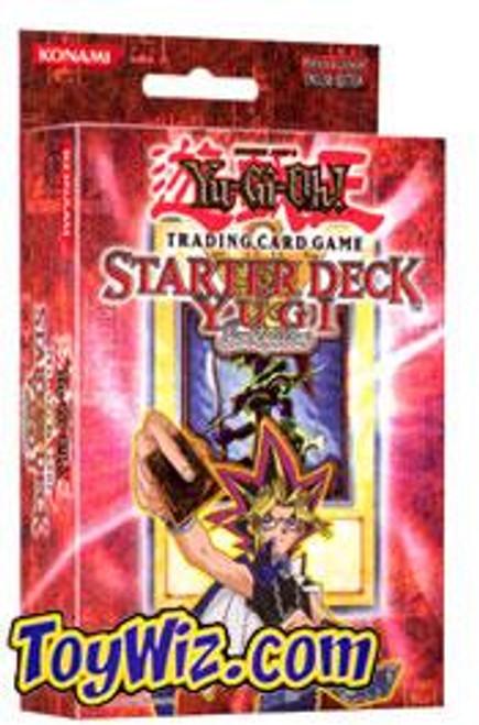 YuGiOh Yugi Evolution Starter Deck [Unlimited] [Sealed Deck]