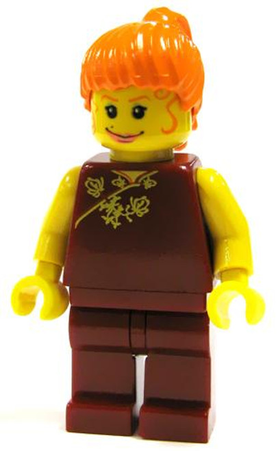 LEGO Spider-Man Loose Mary Jane Minifigure [Red Dress Loose]