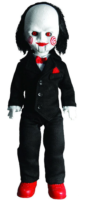 Living Dead Dolls Billy The Saw Puppet 10-Inch Doll