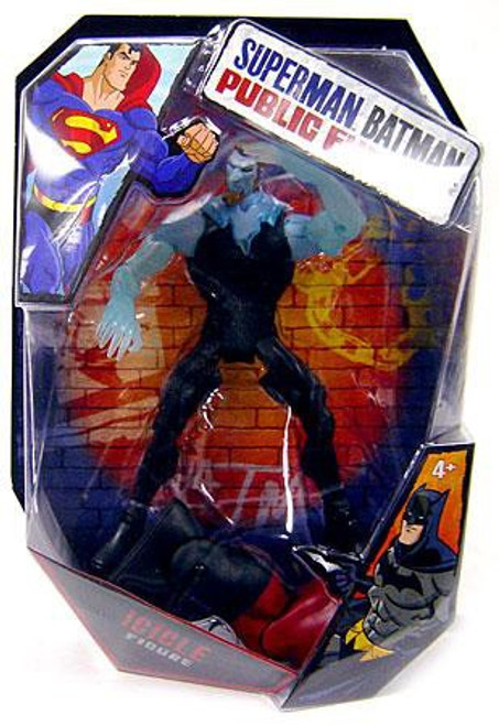 Batman Public Enemies Icicle Action Figure