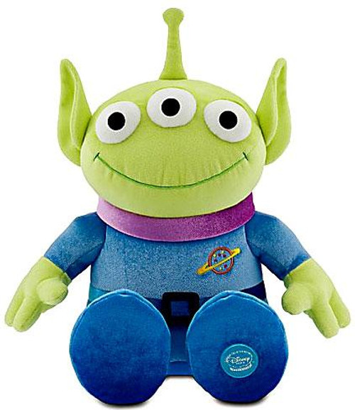 Disney Toy Story Alien Exclusive 14-Inch Plush