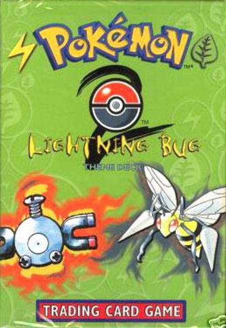Pokemon Base Set 2 Lightning Bug Theme Deck [Sealed Deck]