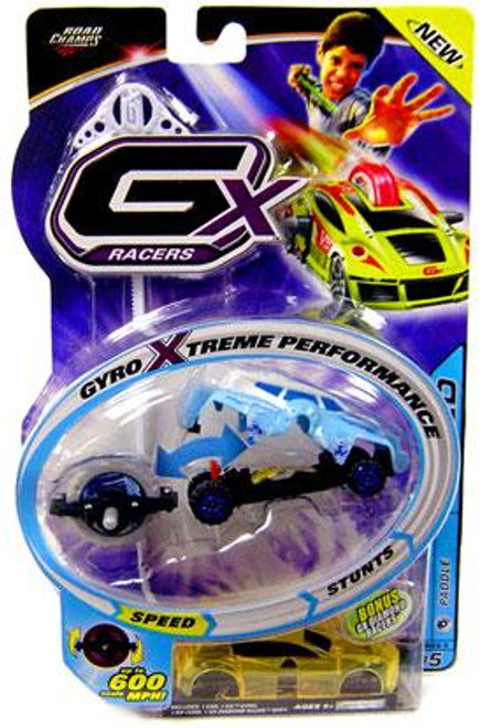 GX Racers Speed Series 3 Artic Rescue Plastic Car [Paddle Gyro]