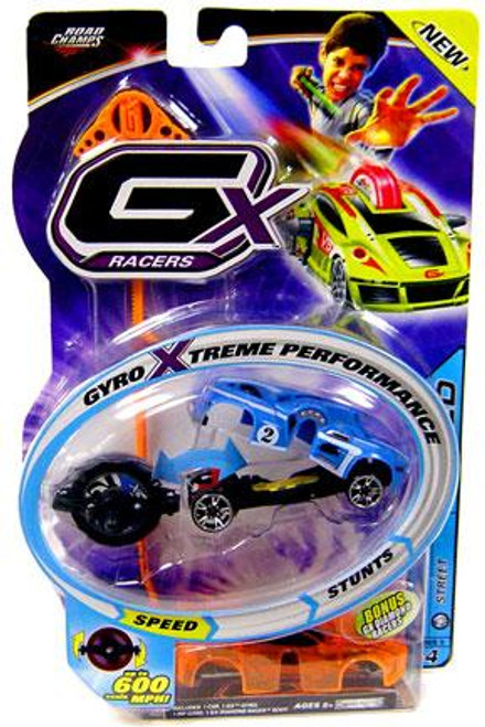 GX Racers Speed Series 3 Gyro Stallion Plastic Car [Street Gyro]