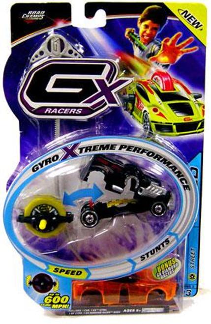GX Racers Speed Series 3 Speed Bandit Plastic Car [Street Racer]