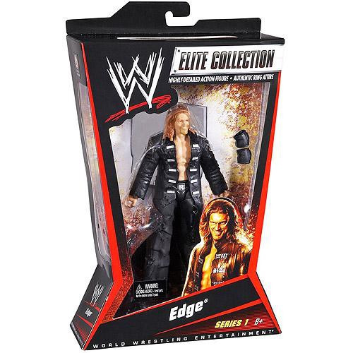 WWE Wrestling Elite Series 1 Edge Action Figure