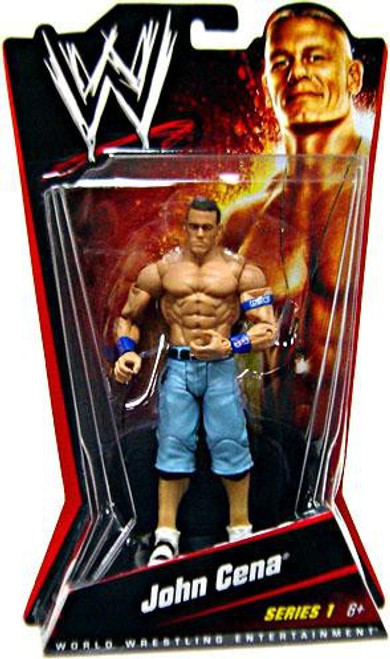 WWE Wrestling Series 1 John Cena Action Figure
