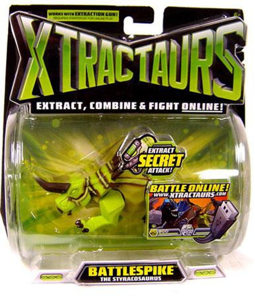Xtractaurs Battlespike The Styracosaurus Figure