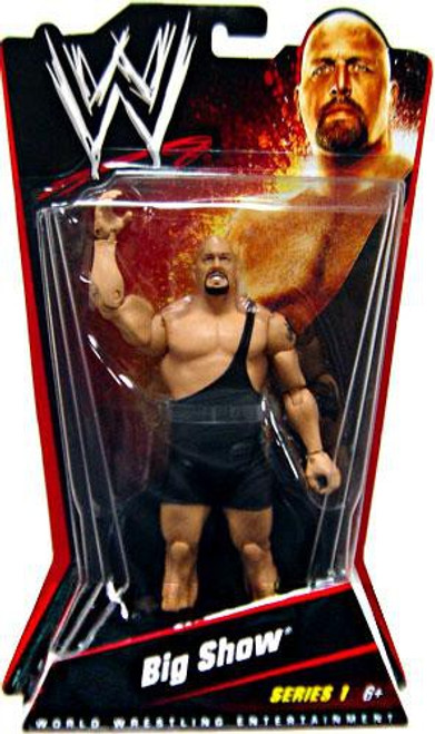 WWE Wrestling Series 1 Big Show Action Figure
